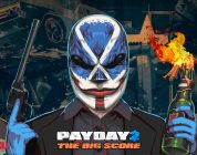 Payday 2: The Big Score DLC Announced