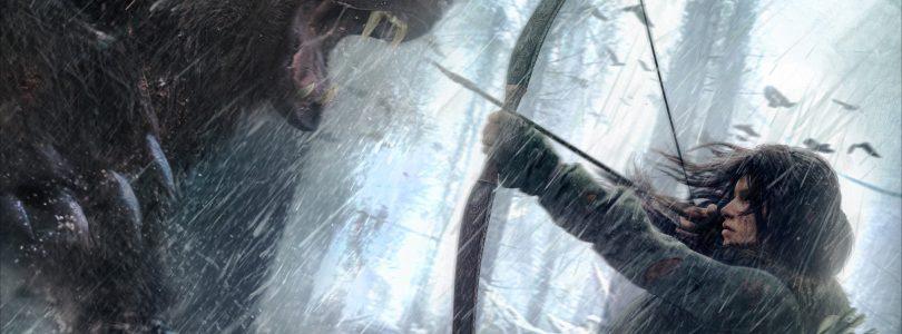 Rise Of The Tomb Raider – Gamescom Theater Demo
