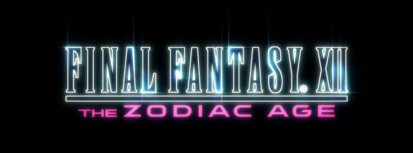 Final Fantasy XII The Zodiac Age – TGS Trailer