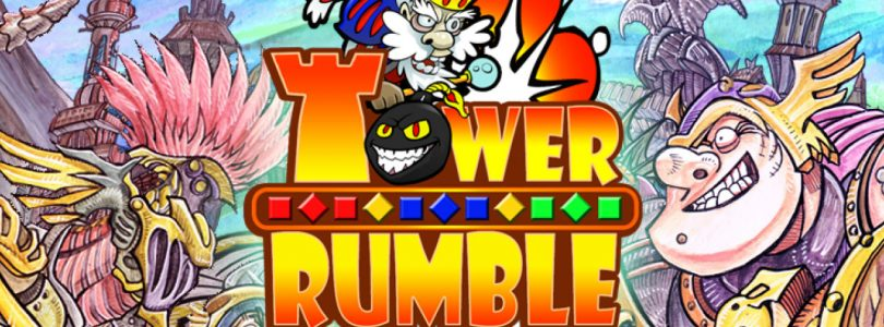 Mobile Game Tower Rumble Launches Today!