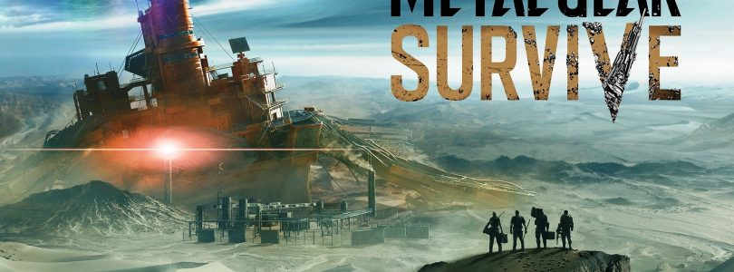 Metal Gear Survive Release Dates Announced