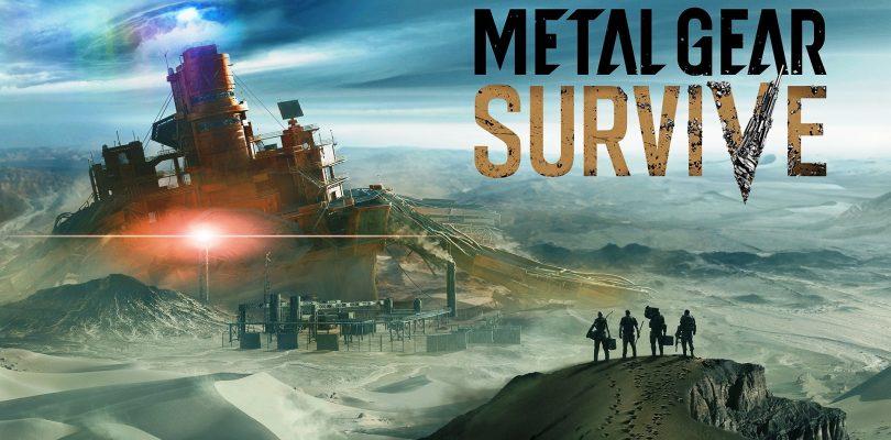 Metal Gear Survive Gameplay Demo Confirmed