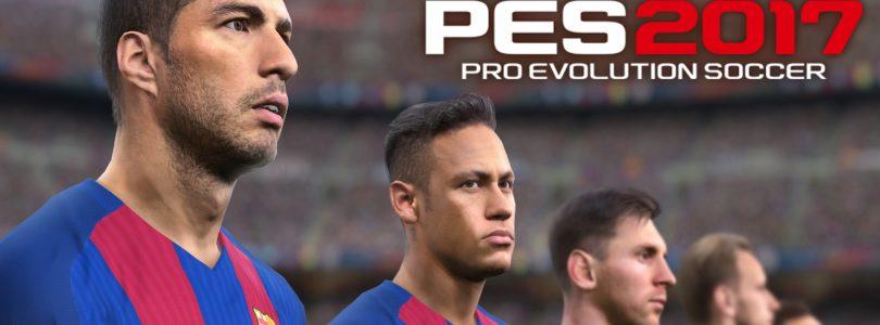 We Talk Pro Evolution Soccer 2017 With Konami's Adam Bhatti