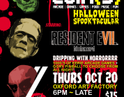 Insert Coin(s) to Host Halloween Spooktacular in Sydney ft Resident Evil VII: Biohazard