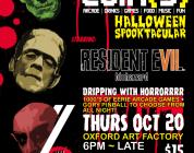 Insert Coin(s) to Host Halloween Spooktacular in Sydney ft Resident Evil VII: Biohazard