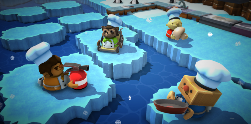 Overcooked: Gourmet Edition Announced