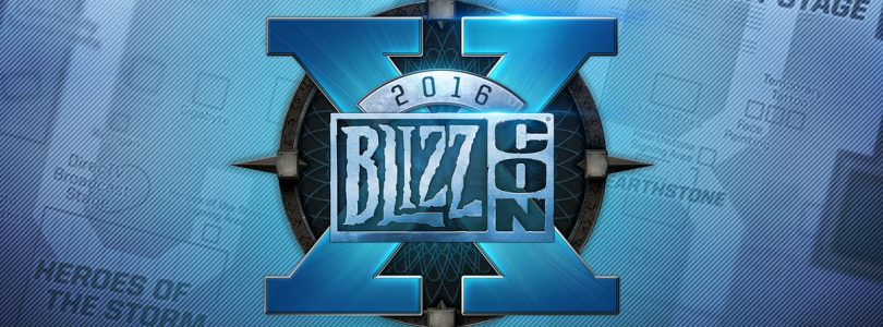 BlizzCon 2016 Is Almost Upon Us!