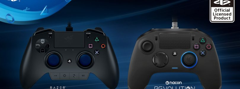 Sony Announces New Pro Controllers For PS4