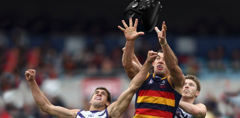AFL Is Making Its Way To PS4 And Xbox One