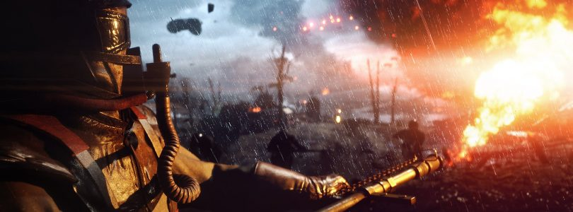 Battlefield 1 Tops Charts For The Week Ending October 23