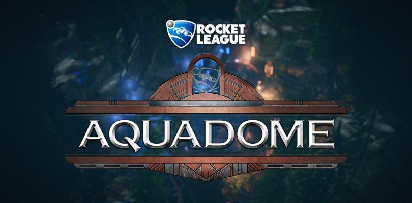 Rocket League: AquaDome Free Update