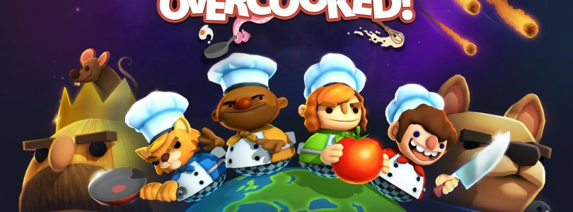 Overcooked – Gourmet Edition Announcement Trailer