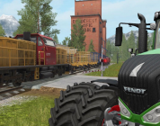 Farming Simulator 17 – Life On The Railroad
