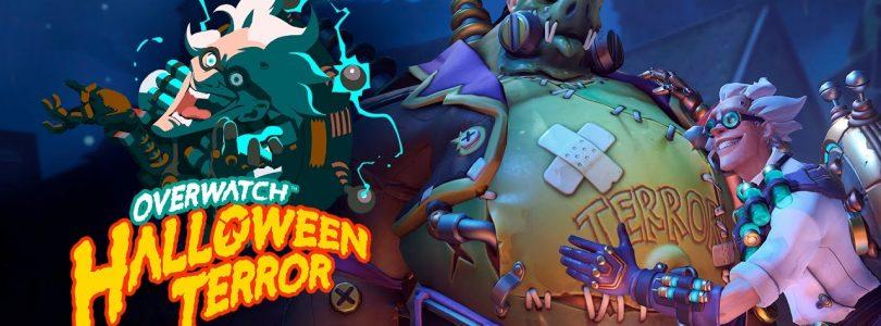 Welcome to Overwatch Halloween Terror!