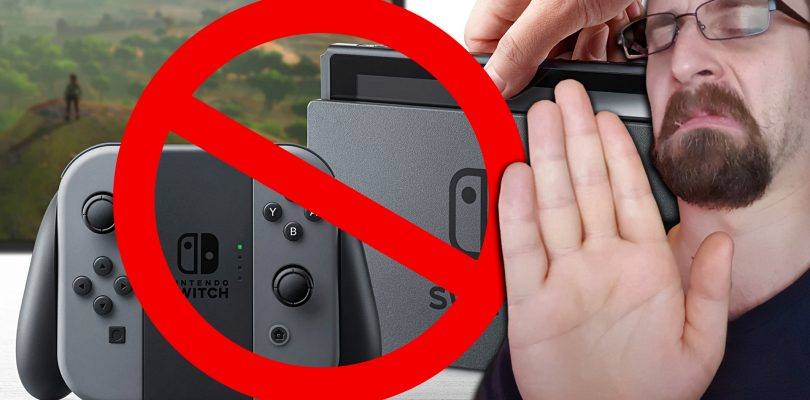 Don't Buy The Nintendo Switch!