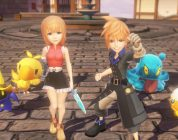 World of Final Fantasy Demo Out Now