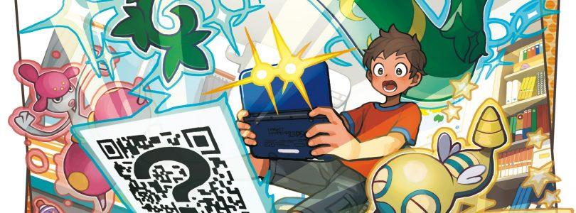 Pokemon Sun & Moon: Using QR Codes to Spawn Rare Pokemon