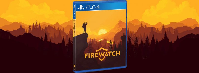 Firewatch Getting Limited PS4 Physical Edition Release