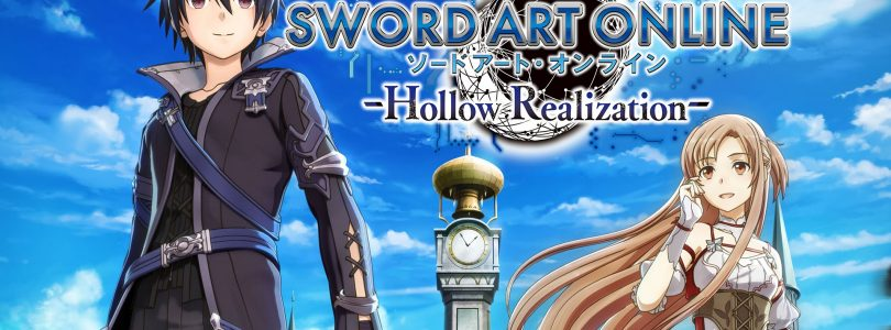 Sword Art Online: Hollow Realization Out Now!