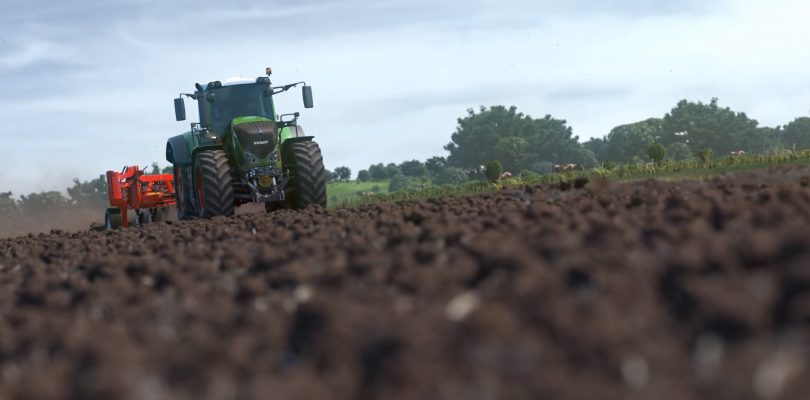 Farming Simulator 17 – PS4 Pro Compatibility Announced