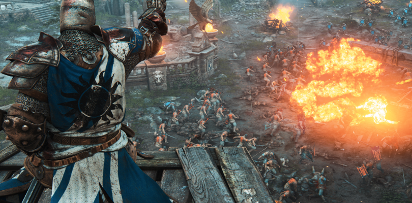 For Honor – Closed Beta Launching In January