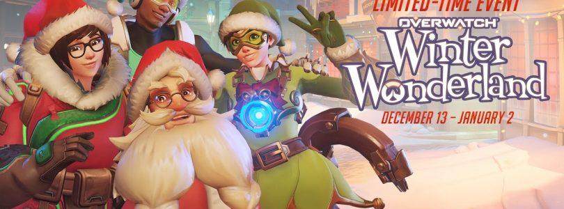 Overwatch – Winter Wonderland Seasonal Event Details