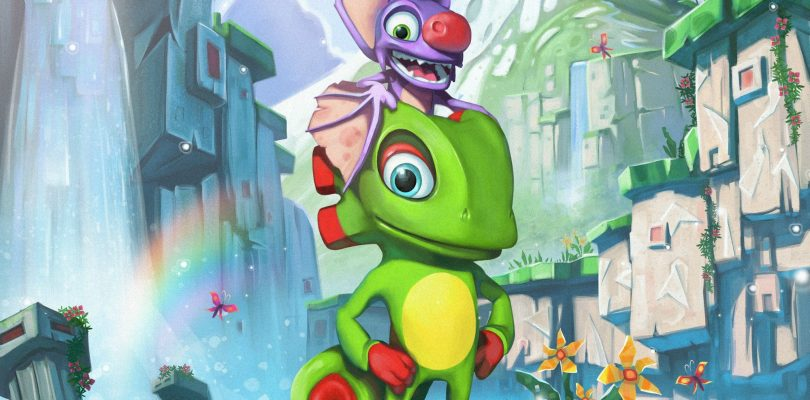 Yooka-Laylee – Release Date Revealed + Nintendo Switch Details