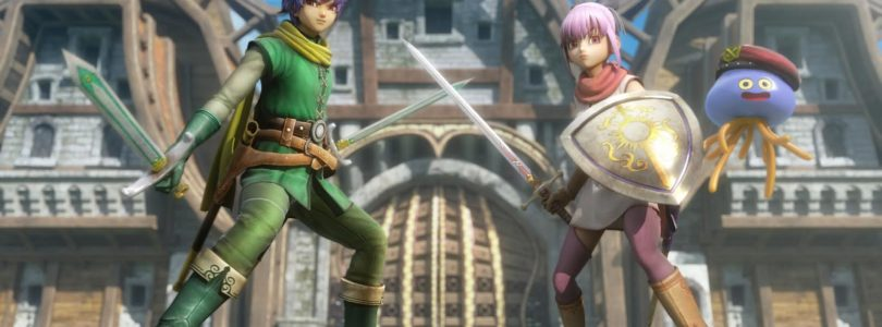 Dragon Quest Heroes II Announced + Trailer