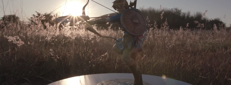 There Is Already An Official Breath of the Wild Statue