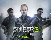 Sniper: Ghost Warrior 3 Characters Revealed