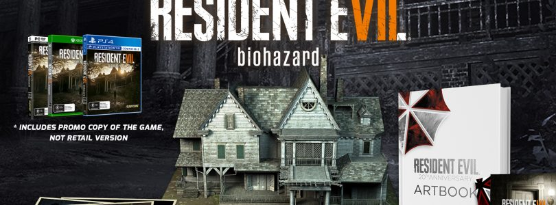 Win A Resident Evil VII: Biohazard Collector's Edition