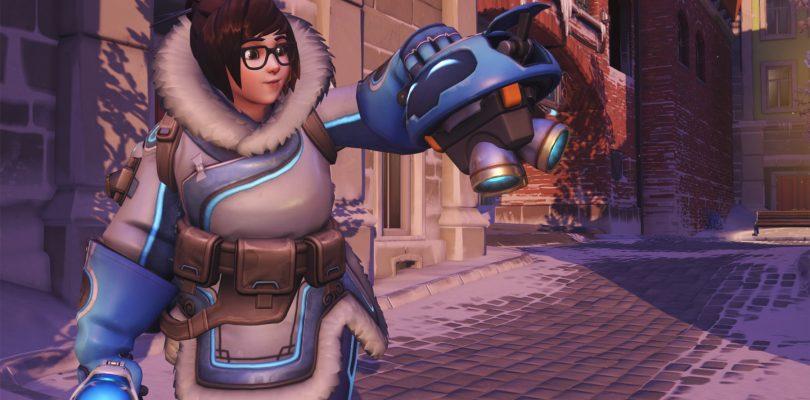 Overwatch – Mei's Ice Wall Glitch Finally Addressed