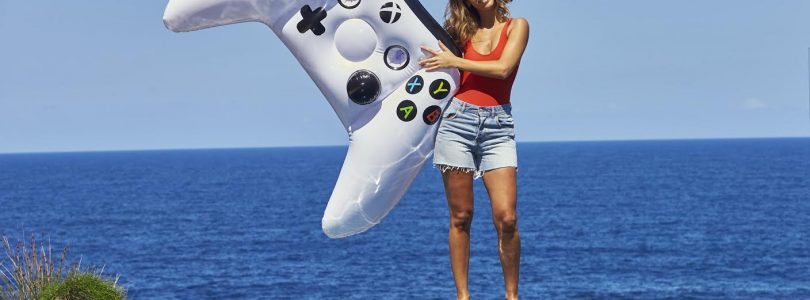 The Inflatable Xbox One S Controller Is Here