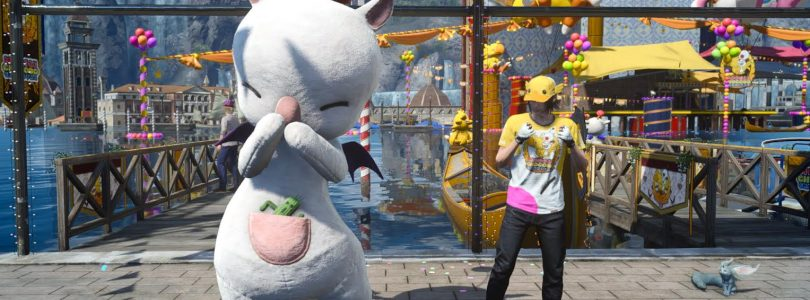 Final Fantasy XV – Moogle Chocobo Carnival Trailer