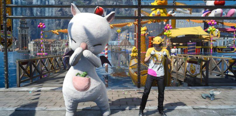 Final Fantasy XV – Moogle Chocobo Carnival Trailer