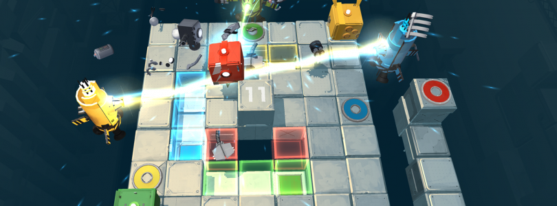 Cooperative Puzzler Death Squared To Release In March