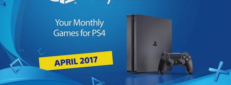 PlayStation Plus Monthly Games For April 2017