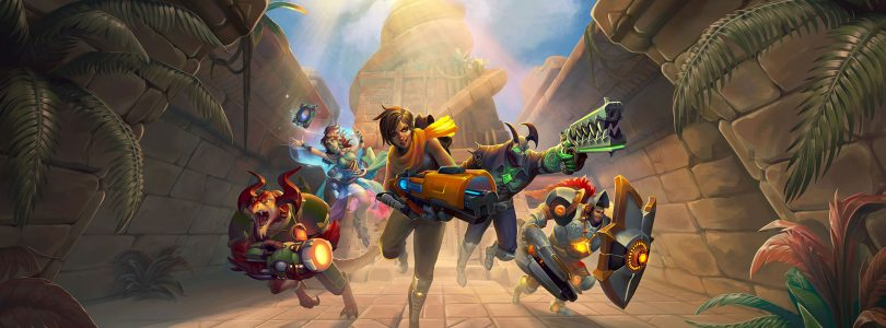 Paladins Officially Enters Closed Beta On Console