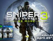 Sniper Ghost Warrior 3 Delayed Until April 25, 2017