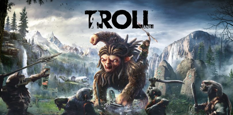Troll and I Is A Tale About Friendship, Overcoming The Odds And 1950s Scandinavian Dreadlocks