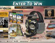 Win A Tom Clancy's Ghost Recon Wildlands Calavera Edition