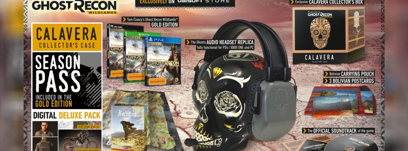 Tom Clancy's Ghost Recon Wildlands Calavera Edition Competition Winner
