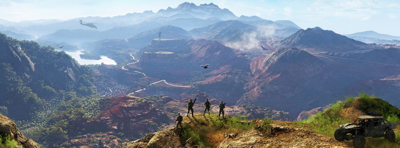 Tom Clancy's Ghost Recon Wildlands 4K PC Trailer