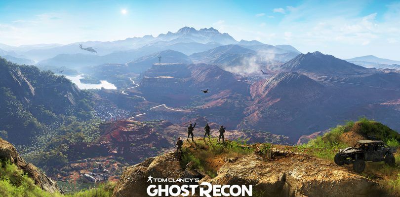 Tom Clancy's Ghost Recon Wildlands' First Expansion Narco Road Available April 18