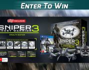 Sniper Ghost Warrior 3 Stealth Edition Competition Winners
