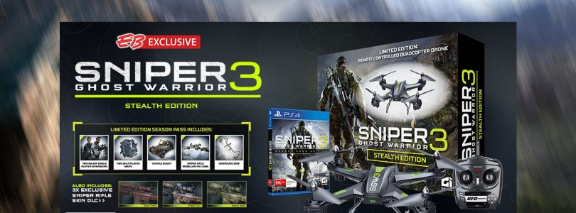 Win A Sniper Ghost Warrior 3 Stealth Edition For PS4