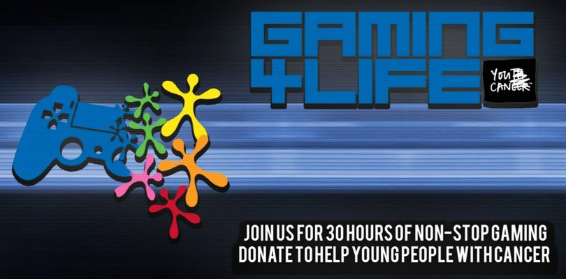Cancer Sucks: Twitch and Sony agree, join forces for Youth Cancer Charity Stream