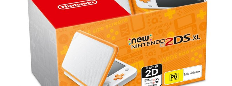 Nintendo Launching New 2DS XL
