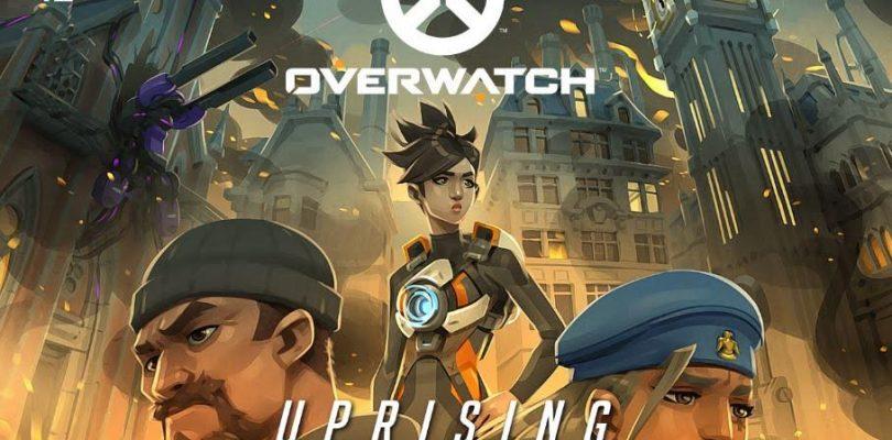 "New Overwatch Digital Comic: ""Overwatch: Uprising"" Has Arrived"