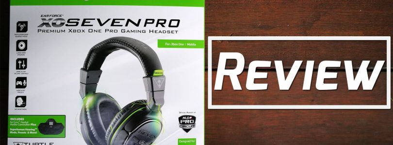Hands-on With the Turtle Beach XO Seven Pros